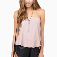 Strap Me Up Top $26