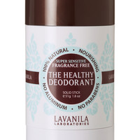 Lavanila Laboratories - The Healthy Deodorant - Fragrance Free, 51g