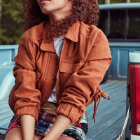 Silence + Noise Elisa Gab Jacket | Urban Outfitters
