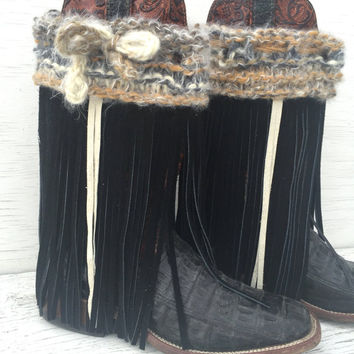 Cowgirl Boots, Cowgirl Boot Bling, Cowgirl Boot Jewelry, Boot Bling, Fringe Boots, Boot Jewelry