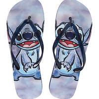 Disney Lilo & Stitch Blue Flip Flops
