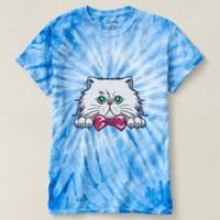 Cartoon Cat T-shirt