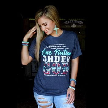 One Nation Under God By Crazy Train