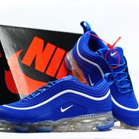 Nike Air Max 97 Popular Unisex Personality Sneakers Sport Shoes