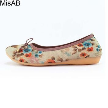 2016 women flats fashion Brand Rollable foldable ballet shoes embroidery flowers super soft women casual shoes quality ALF8612