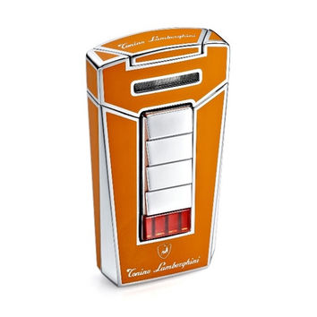 Tonino Lamborghini Aero Orange Torch Flame Cigar Lighter