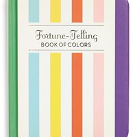 Junior Women's 'Fortune-Telling Book of Colors'