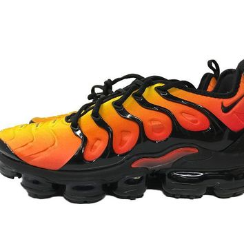 spbest Nike Air VaporMax Plus  Sunset