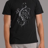 Mens - Anjali Mens Baroque Ohm Tee