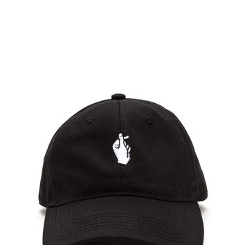 Snap Decision Embroidered Cap