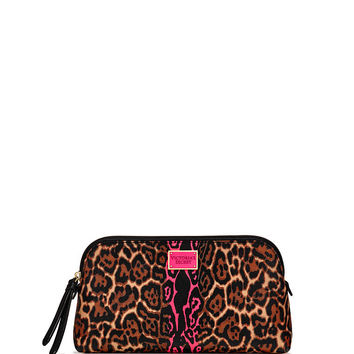 Wild Leopard Beauty Bag - Victoria's Secret
