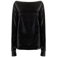 Midnight Velvet Sweater [B]