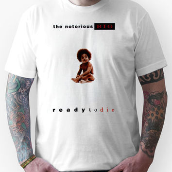 Ready to Die- Notorious B.I.G. Unisex T-Shirt