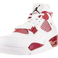 AIR JORDAN 4 RETRO Mens sneakers 308497-106