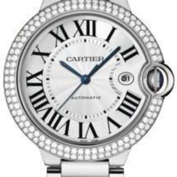 Cartier - Ballon Bleu 42mm - White Gold