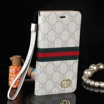 Perfect Gucci Fashion Print iPhone Phone Cover Case For iphone 6 6s 6plus 6s-plus 7 7p