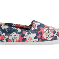 TOMS Pink Tropical Pink Women's Classics Pink