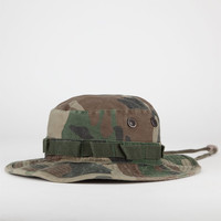 Rothco Vintage Camo Mens Bucket Hat Camo  In Sizes 7