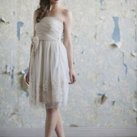 Addison Eve Tulle Dress | Bridal Reception Dresses And Alternative Wedding Dresses At ShopRuche.com