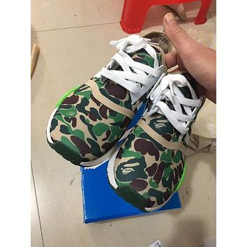 2017 NMD R1 camo NMD runing shoes Fashion Running Sneakers for Men and Women