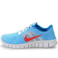 Nike Kids NIKE FREE RUN 3 (GS) RUNNING SHOES: Shoes