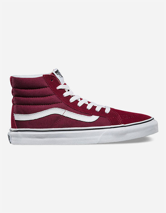 72941cf18d0 Vans Sk8 Hi Slim Womens Shoes Windsor from Tilly s
