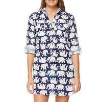 Lilly Pulitzer Captiva Tunic Cover-Up