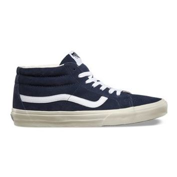 a7ab857d8b Vans Vintage SK8-Mid Reissue (ombre blue) from Vans