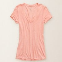 AERIE LIGHTWEIGHT BEST T V-NECK