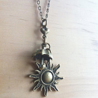 Rain or Shine Necklace