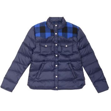 Navy Women's Penfield Rockford Jacket