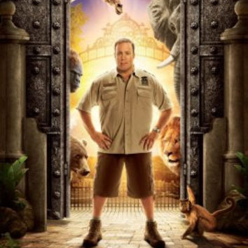 Zookeeper Movie Poster 24x36