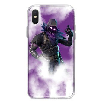 FORTNITE SMOKE RAVEN CUSTOM IPHONE CASE