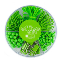 Candy Colors Office Set Apple Green