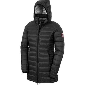 Canada Goose Brookvale Hooded Coat - Women's canada goose womens down jacket