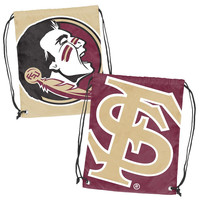 Florida State Seminoles NCAA Doubleheader Reversible Backsack