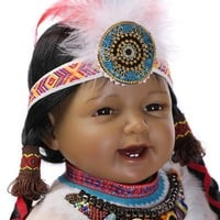Baby Doll Toys Native American Indians