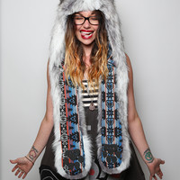 Timber Wolf Collectors *Unisex* SpiritHood
