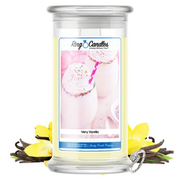 Very Vanilla Ring Candle®