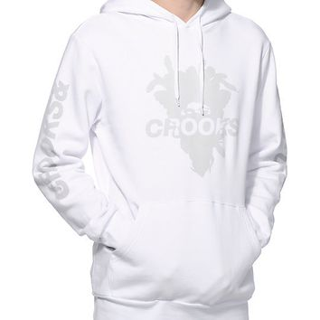 Crooks and Castles Sport Hoodie