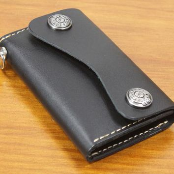 High Quality Genuine Leather Key Wallet