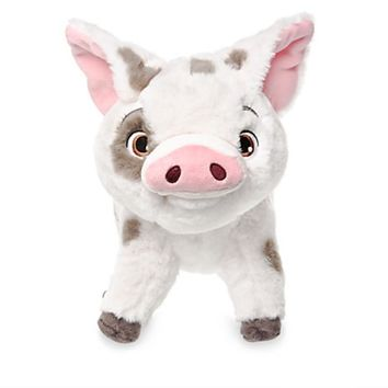 """Disney Store Pua 9 1/2"""" Small Plush from Moana New with Tags"""
