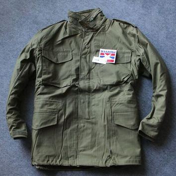 M65 military tactical jacket for men PROPPER US military windbreaker jacket with inner S-XL