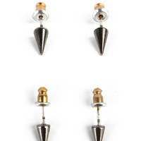 Spiked Earrings