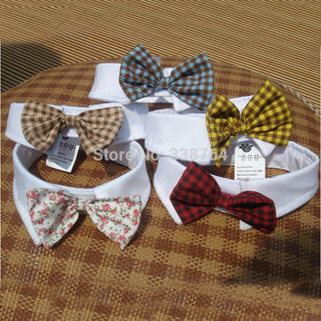 Awesome Pet Bowtie Cat Clothes & Dog Clothes