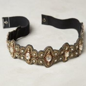 Anora Belt by Anthropologie Bronze