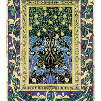 Tree of Life III Wall Hanging Tapestry