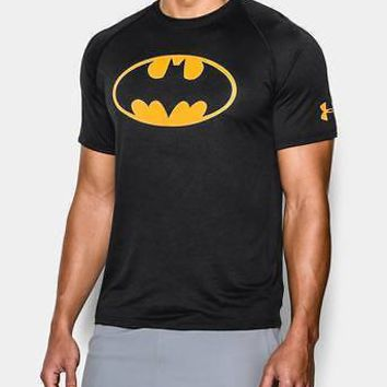 Under Armour UA Mens Alter Ego Batman Loose Fit Shirt - Men's S, M, L, XL, XXL