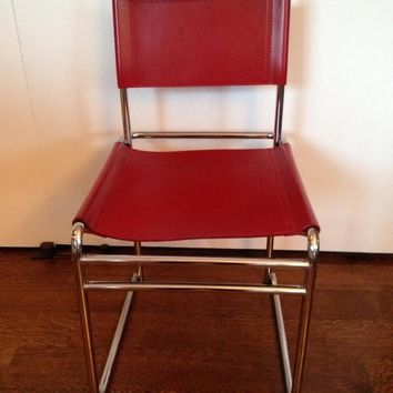 Marcel Breuer Mid-Cent Classic Chairs/ Set of 2