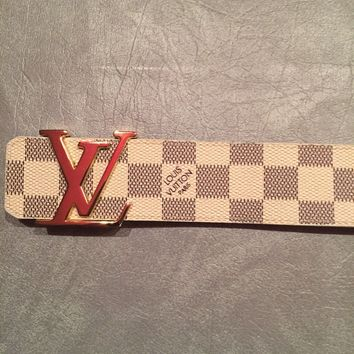 louis vuitton men's belt 95/38